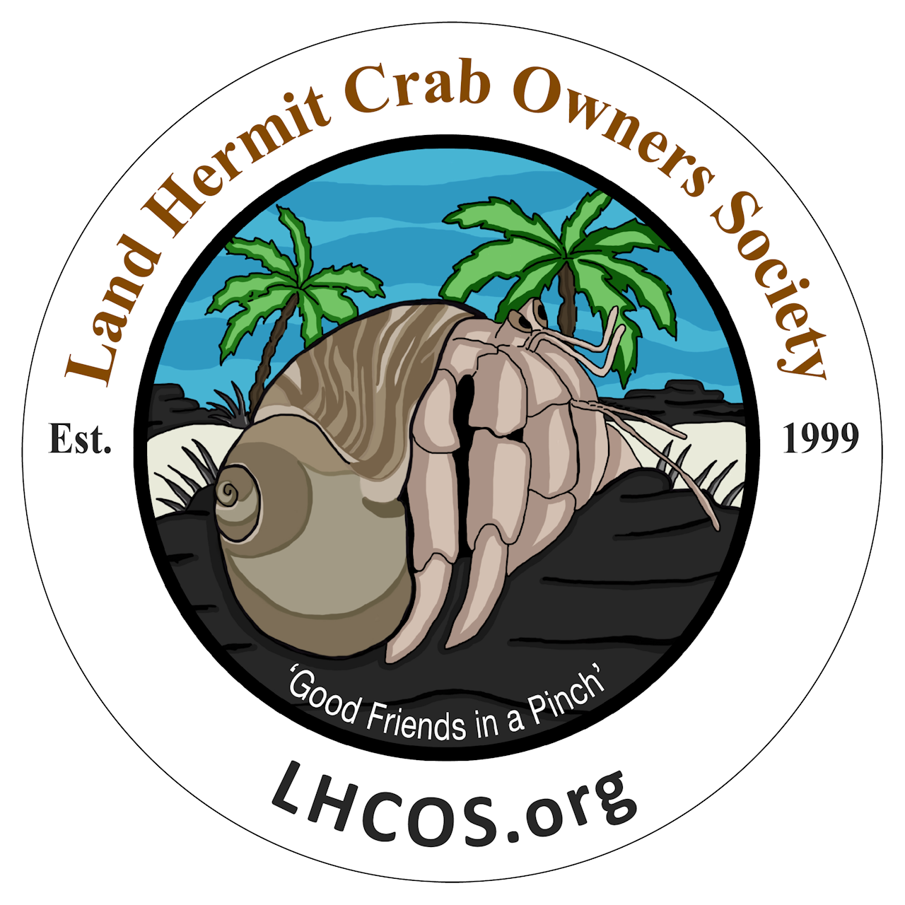 Land Hermit Crab Owners Society